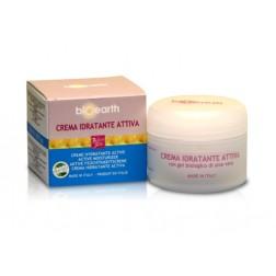 Crema Idratante Attiva Bioearth