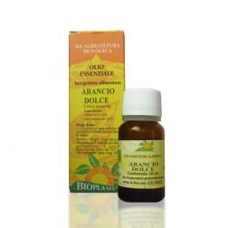 Olio Essenziale di Arancio Dolce Bio Bioplanta