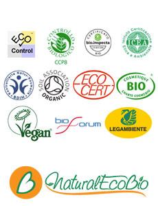 prodotti naturali certificati